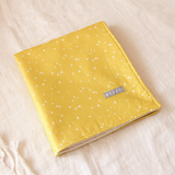 Portable Baby Change Mat - Lemon Splash