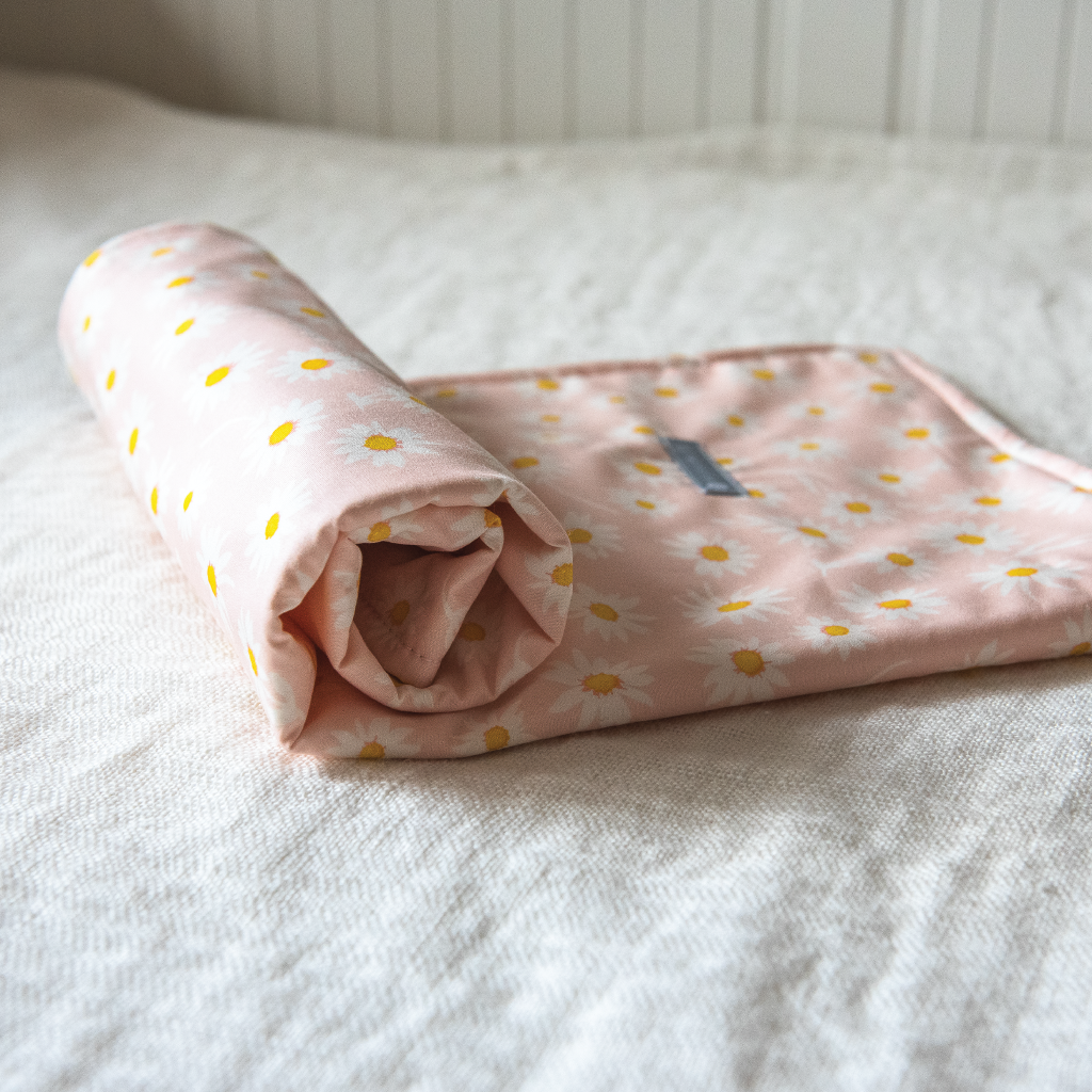 Portable Baby Change Mat - Morning Daisy