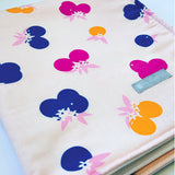 Portable Baby Change Mat - Cherry Pop Print