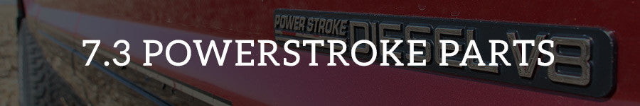 Shop 7.3L Powerstroke Parts