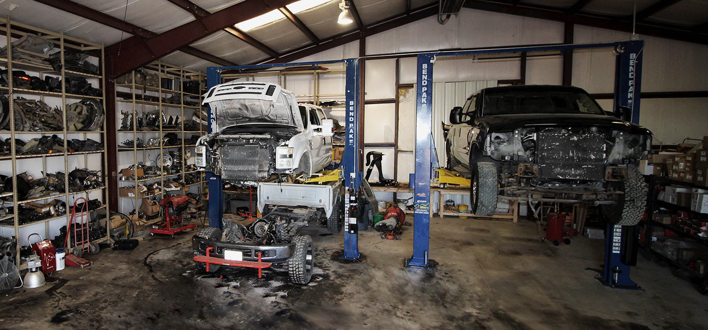 Performance Ford Omaha >> Ford Powerstroke Performance Repair Hart S Diesel