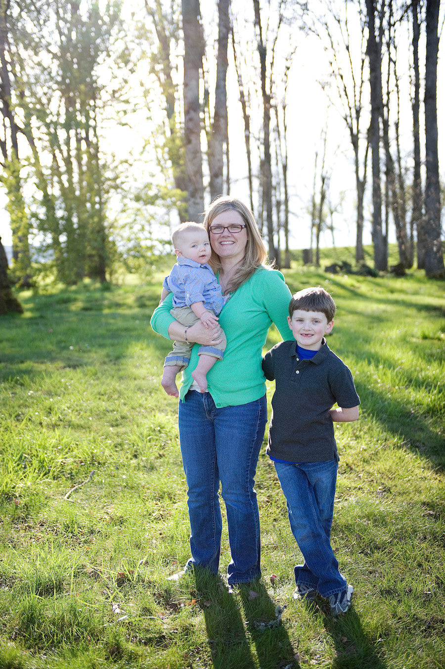 We are celebrating Moms and Mother's Day again! - Meet Staci