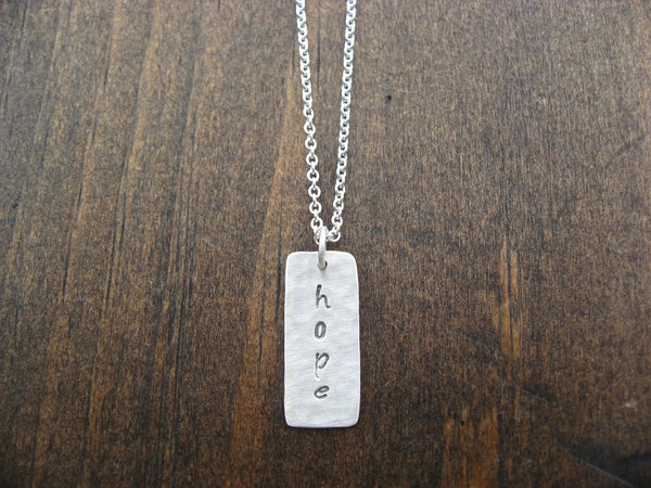 inspiration necklace