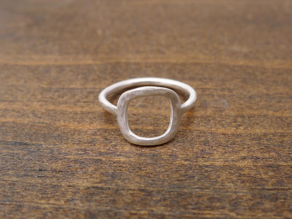 organic open square ring