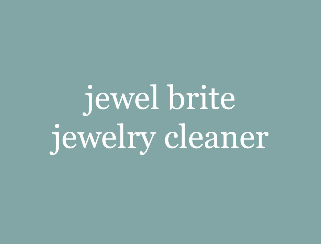 jewel brite jewelry cleaner