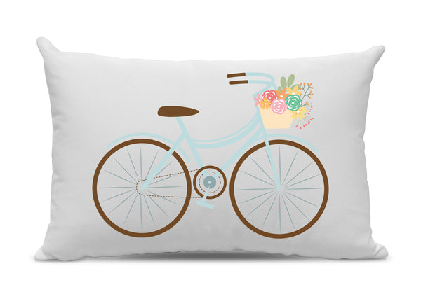 spring bike lumbar pillow