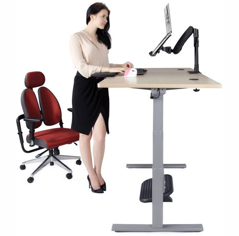Electric  2 leg Table Standing desk Hongkong