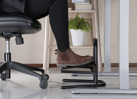 foot rest footstool office home heavy duty