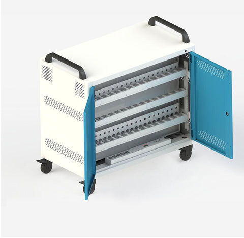 Chargeable Storage Economical Charging Carts (R-LAB40) (Without Timer)