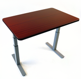 Electric 2 Leg Table Standing desk Hongkong with Memory (with German Motor), without table top