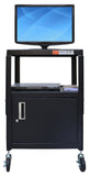 Multimedia stands and Audio Visual Carts C-44  - 3