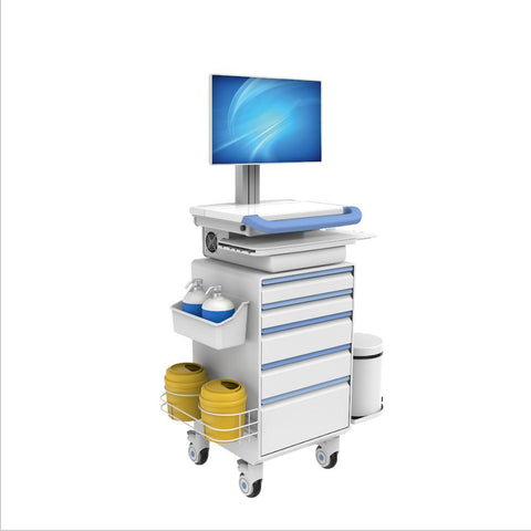 TECH READY MEDICATION CARTS FOR NURSE TREATMENT, (HSC-GPLB)