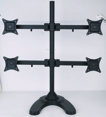 Four Monitor Stand - Freestanding (4MS-F)  - 11