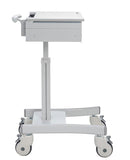 Medical Patient care Laptop  Cart India  (HSC-D)  - 4