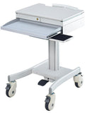Medical Patient care Laptop  Cart India  (HSC-D)  - 3