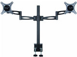 Dual Monitor Stand - Clamp Type (2MS-CT)  - 6