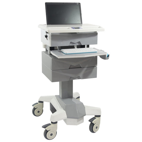 Medication Cart for Laptop (HSC04A)  - 1