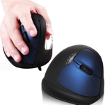 Ergonomic Vertical Mouse Wired or Wireless Hongkong