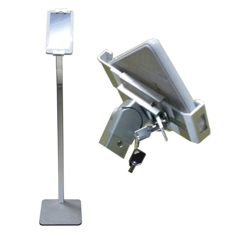 "Tablet floor stand for 8"" to 11""  TS22-A  - 1"