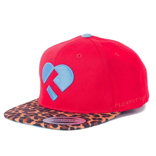 Boné Strapback Big Heart