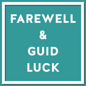 Farewell / Guid luck - Scottish Dialect Gifts by Doofery