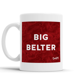 Big Belter Scottish Dialect Mug Mugs Scotland Scottish Scots Gift Ideas Souvenir Present Highland Tartan Personalised Patter Banter Slogan Pure Premium Dialect Glasgow Edinburgh Doofery