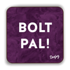 Bolt Pal Scottish Dialect Coaster Coasters Scotland Scottish Scots Gift Ideas Souvenir Present Highland Tartan Personalised Patter Banter Slogan Pure Premium Dialect Glasgow Edinburgh Doofery