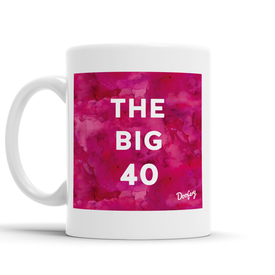 The Big Birthday Scottish Dialect Mug Mugs Scotland Scottish Scots Gift Ideas Souvenir Present Highland Tartan Personalised Patter Banter Slogan Pure Premium Dialect Glasgow Edinburgh Doofery