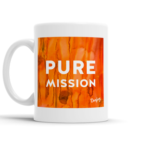 Pure Mission Scottish Dialect Mug Mugs Scotland Scottish Scots Gift Ideas Souvenir Present Highland Tartan Personalised Patter Banter Slogan Pure Premium Dialect Glasgow Edinburgh Doofery