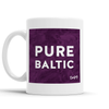 Pure Baltic Scottish Dialect Mug Mugs Scotland Scottish Scots Gift Ideas Souvenir Present Highland Tartan Personalised Patter Banter Slogan Pure Premium Dialect Glasgow Edinburgh Doofery