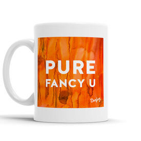 Pure Fancy U Scottish Dialect Mug Mugs Scotland Scottish Scots Gift Ideas Souvenir Present Highland Tartan Personalised Patter Banter Slogan Pure Premium Dialect Glasgow Edinburgh Doofery