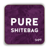 Pure Shitebag Scottish Dialect Coaster Coasters Scotland Scottish Scots Gift Ideas Souvenir Present Highland Tartan Personalised Patter Banter Slogan Pure Premium Dialect Glasgow Edinburgh Doofery