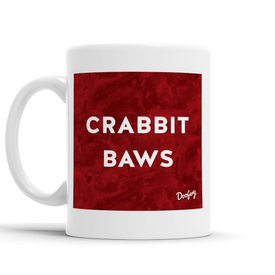 Crabbit Baws Scottish Dialect Mug Mugs Scotland Scottish Scots Gift Ideas Souvenir Present Highland Tartan Personalised Patter Banter Slogan Pure Premium Dialect Glasgow Edinburgh Doofery