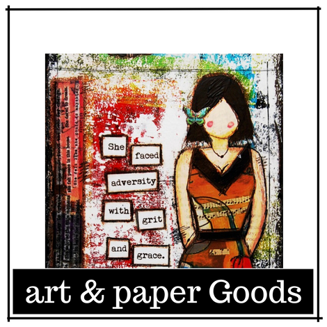 Art and Paper Goods