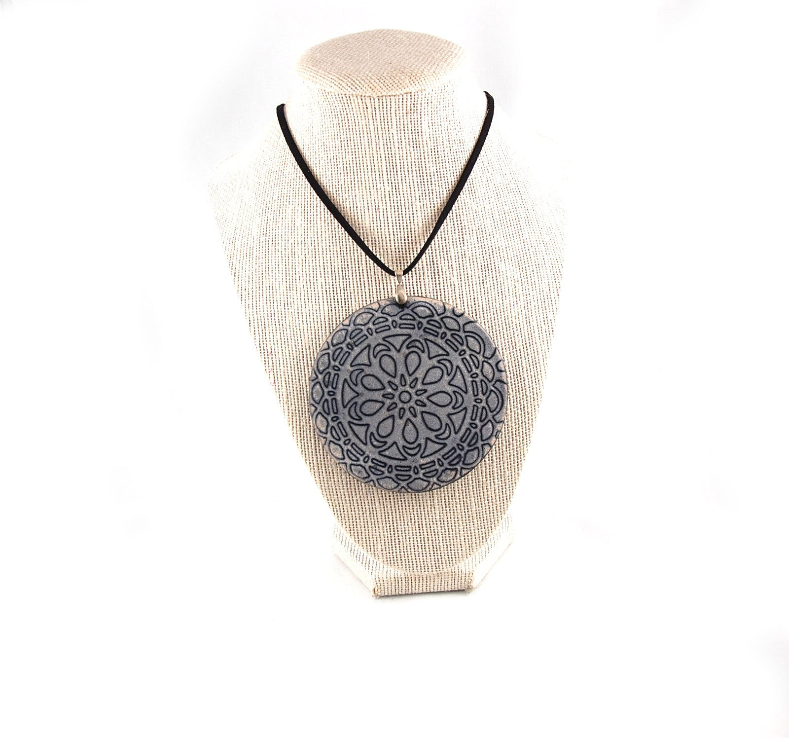NL1 - Mandala Necklace Choker