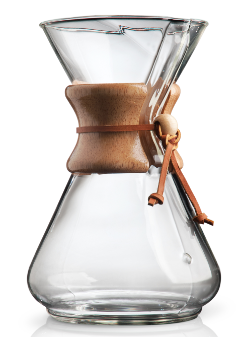 Chemex Coffee Brewer (10-Cup)