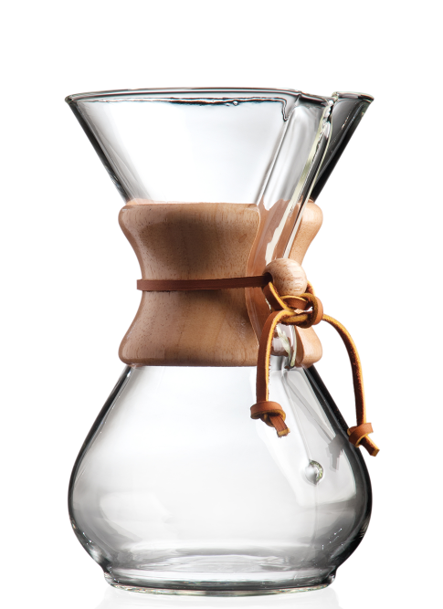 Chemex Coffee Brewer (6-Cup)