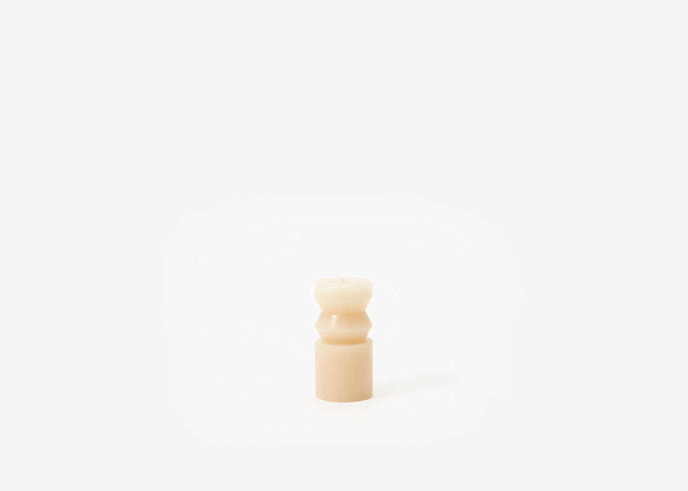 Totem Candle, Sand | Grain X Areaware