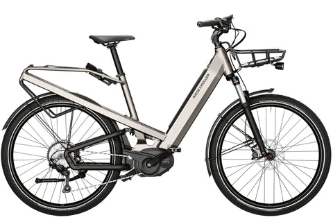 RIESE & MULLER CULTURE GT TOURING Commuter / Leisure / Cargo