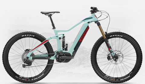 DEVINCI AC XT E-MOUNTAIN BIKE