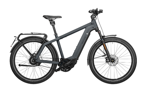 RIESE & MULLER CHARGER3 GT VARIO HS E-COMMUTER BIKE