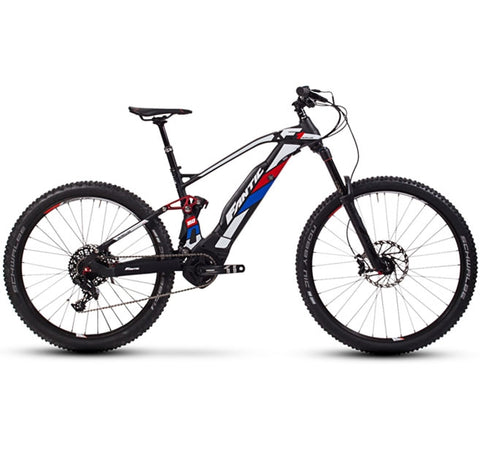FANTIC INTEGRA 160 E-MOUNTAIN BIKE