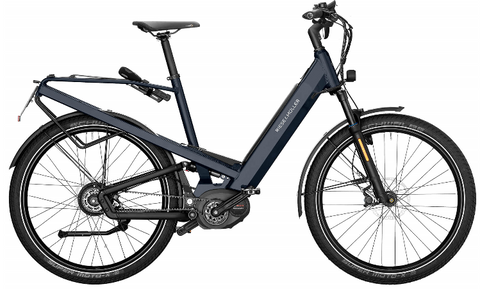 RIESE & MULLER HOMAGE GT VARIO HS E-COMMUTER/CARGO/LEISURE