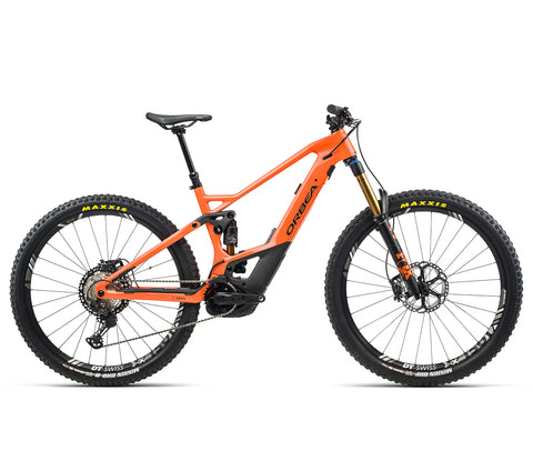 ORBEA WILD FS M-TEAM E-MOUNTAIN BIKE