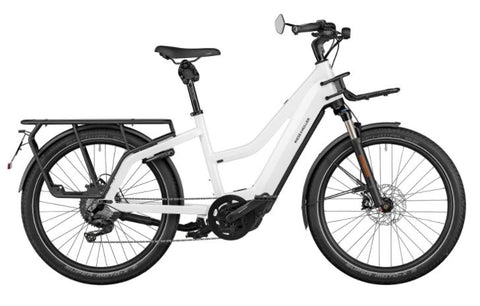 RIESE & MULLER MULTICHARGER MIXTE GT TOURING HS E-COMMUTER/CARGO/LEISURE BIKE