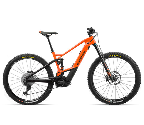 ORBEA WILD FS M20 E-MOUNTAIN BIKE
