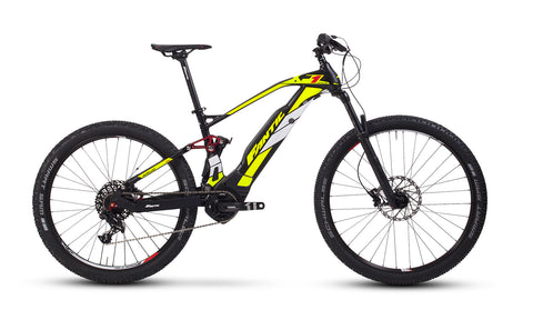 FANTIC XF1 INTEGRA 140 TRAIL E-MOUNTAIN BIKE