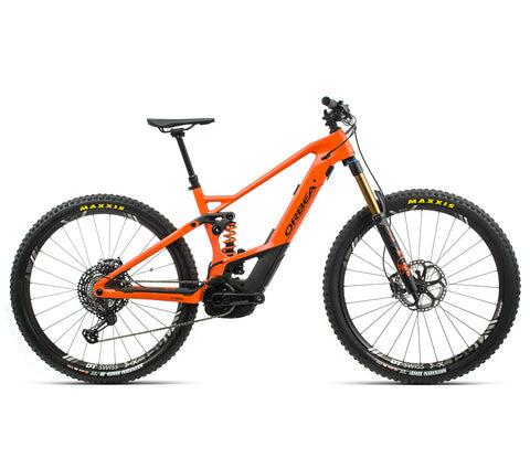 ORBEA WILD FS M-LTD E-MOUNTAIN BIKE