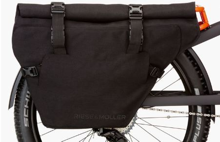 RIESE & MULLER CARGO BAGS FOR MULTICHARGER ACCESSORY