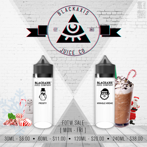 FOTW 2-Pack (Kringle Kreme & Frosty)